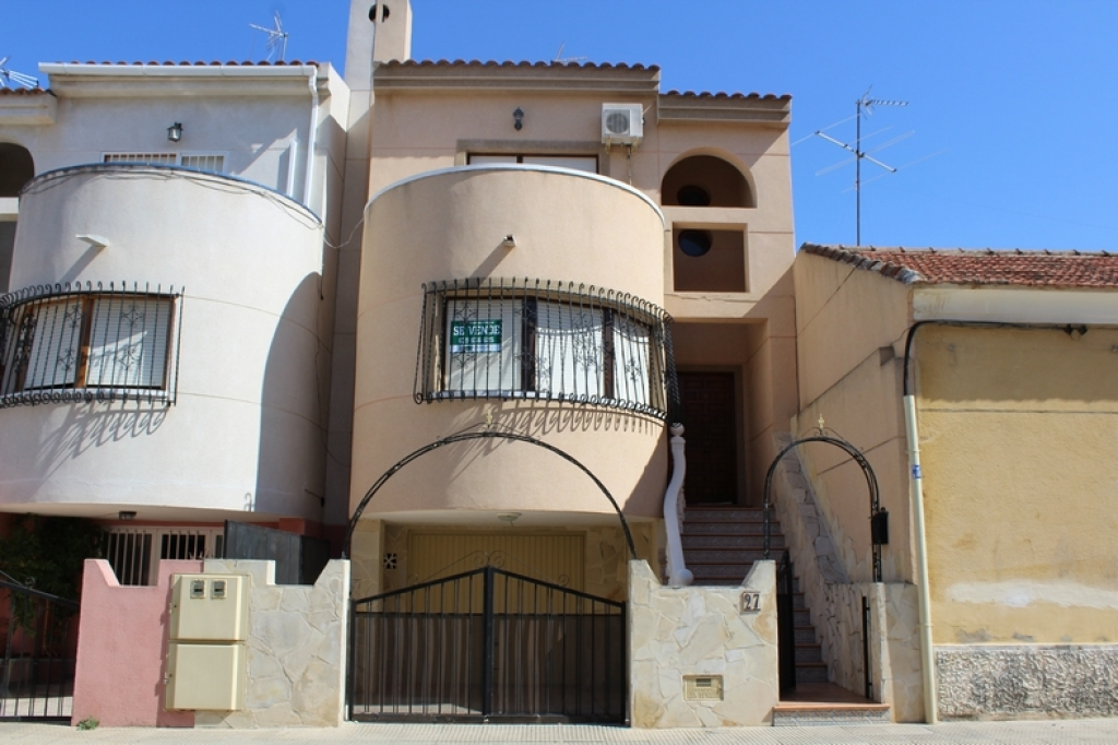 Bungalow - For sale - benejuzar - Alicante