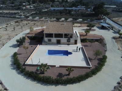 Villa - For sale - Aspe - Alicante